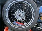 Bmw 1996-2004 R1200c Complete Front Wheel With New Tire