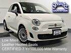 2018 FIAT 500 Lounge Turbo for $500 dollars