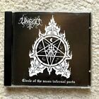 *UNGOD - Circle of the Seven Infernal Pacts CD | M.R.CD001 | Black Metal | 1994*