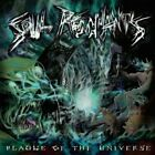 SOUL REMNANTS - Plague Of Universe CD 2009    Cannibal Corpse  Immolation