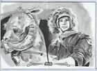 2018 Topps Star Wars A New Hope Black and White Trading Cards 12