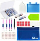 Mlife 5D Diamond Painting Tools and Accessories Kit, 31 Pieces DIY Diamond with