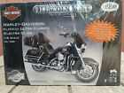 Testors LINCOLN MINT HARLEY DAVIDSON FLHTCUI ULTRA CLASSIC ELECTRA GLIDE 1/6 SCL