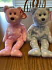 Ty Beanie Babies Bubbly and Fizz Bears