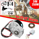 250W Electric Bike Components Conversion Kit Motor Controller F 22 28 Bicycle