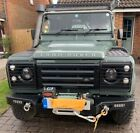 LARGER PHOTOS: Land Rover Defender Puma 90 Hardtop Tdci NO VAT low mileage