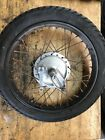 Honda CB185 CL175 Rear Wheel Brake Axle