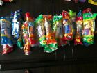 LARGE MIXED LOT  25 PEZ CANDY DISPENSERS NEW SEALED FUNA & GAMES SAD FACE KITTY