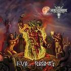 ID72z - The Heretic Order - Evil Rising - CD - New