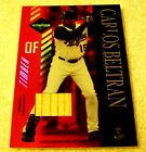 Top 10 Carlos Beltran Baseball Cards 19