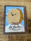Mathematical! 2014 Cryptozoic Adventure Time Autographs Gallery, Guide 37