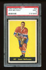 1960-61 Parkhurst Set Break #49 Jean Beliveau PSA 9 MINT