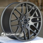 CIRCUIT CP33 18x8 5 1143 +35 FLAT BRONZE WHEELS FITS MAZDA 3 6 MAZDASPEED