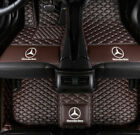 For Mercedes-benz 2004-2020 Luxury Waterproof Front Rear Liner Car Floor Mats