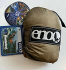Sale Brand New ENO DoubleNest Hammock Special Edition Solid Sand Color