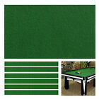 7 8 9FT Premium Worsted Billiard Pool Snooker Table Cloth Felt Cover Thick