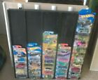 164 Diecast Car Display holds 50 Cars Hot Wheels Matchbox Custom Size available
