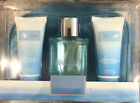 Blue Label Inspired by Dolce & Gabbana Light Blue, 4 Piece Gift Set Cologne