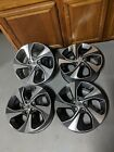 Chevy Sonic Cruze Volt Factory OEM Wheels Rim 17 2017 94538396 Charcoal 5x105