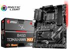 MSI B450 TOMAHAWK MAX Socket AM4 USB C Gen2 AMD Motherboard