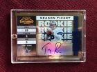 Tony Romo Football Cards, Rookie Cards and Autographed Memorabilia Guide 28