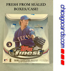 2012 Topps Finest Hobby MINI Box Look For Mike Trout Bryce Harper AUTO Refractor