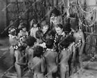 crp 04691 1924 Leatrice Joy Percy Marmont  local native kids silent film The M
