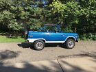 1972 Ford Bronco Sport 1972 Ford Bronco Sport