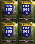 2016 Panini FIFA 365 The Golden World of Football Stickers 9