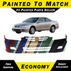 New Painted To Match Front Bumper Cover Fascia For 2001 2002 Honda Accord Coupe