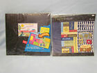 Travel Vacation 12x12 Scrapbook Album +Pre Made Pages Embelishments Page Kit New