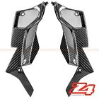 2014 2016 Z1000 Front Inner Air Intake Grille Cover Fairing Cowling Carbon Fiber
