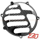2008-2014 Monster 1100 Right Engine Clutch Gearbox Case Cover Guard Carbon Fiber