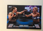 Surprise Ronda Rousey Autograph Cards, Belts in 2013 Topps UFC Knockout 5