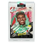 EMERALD AUTOGRAPH Topps PROJECT 2020 Card Bob Gibson | Tyson Beck Unopened 24 40