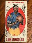 Wilt Chamberlain Cards and Autographed Memorabilia Guide 7