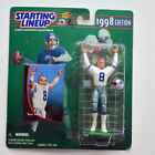1998 Troy Aikman Kenner Starting Lineup Dallas Cowboys action figure