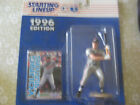 1996 Starting Lineup Jim Thome First piece Indians Twins Baseball HOFer
