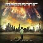 ID72z - Megasonic - Without Warning - CD - New