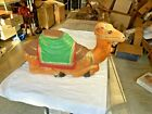 Vintage Empire Nativity Camel Blow Mold Christmas Holiday w cord light