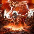 ID3z - Brothers Of Metal - Prophecy of Ragnaro - CD - New