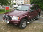 LARGER PHOTOS: 2003 (52) Jeep Grand Cherokee CRD Limited, Diesel, Automatic, MPV/Estate Car,P/x