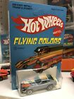 FLYING COLORS Z WHIZ REDLINE HOT WHEELS MOC VERY CLEAN EXAMPLE