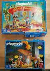 PLAYMOBIL Lot of 2 4156 Pirate Advent Calendar 5719 Christmas Nativity Set NM