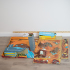 Vintage Matchbox Lesney Carrying Collectors Case Folding Diecast Cars 1973