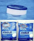 Swimming Pool 7 Floating Chemical Dispenser Floater with 2 x 3 Chlorine Tablet