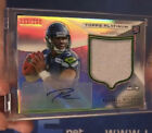 2012 Topps Platinum Russell Wilson Autograph Jersey Rookie Card RC Auto 250!!