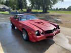 1979 Chevrolet Camaro Z28 1979 Chevrolet Camaro Z28 92000 Miles Red Coupe 8 Cyl, Automatic