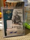 2016-17 Panini Court Kings Sketches and Swatches 23 60 Grant Hill Auto Autograph