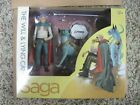 SAGA The Will  Lying Cat Action Figure Set IMAGE SKYBOUND EXCLUSIVE MIB